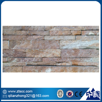 china supplier natural slate stone wall paneling modern home decor
