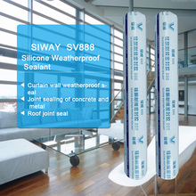Curtain wall auto glasses waterproof silicone sealant