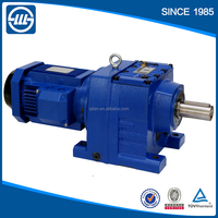 R series SEW helical electrical motor with gearbox