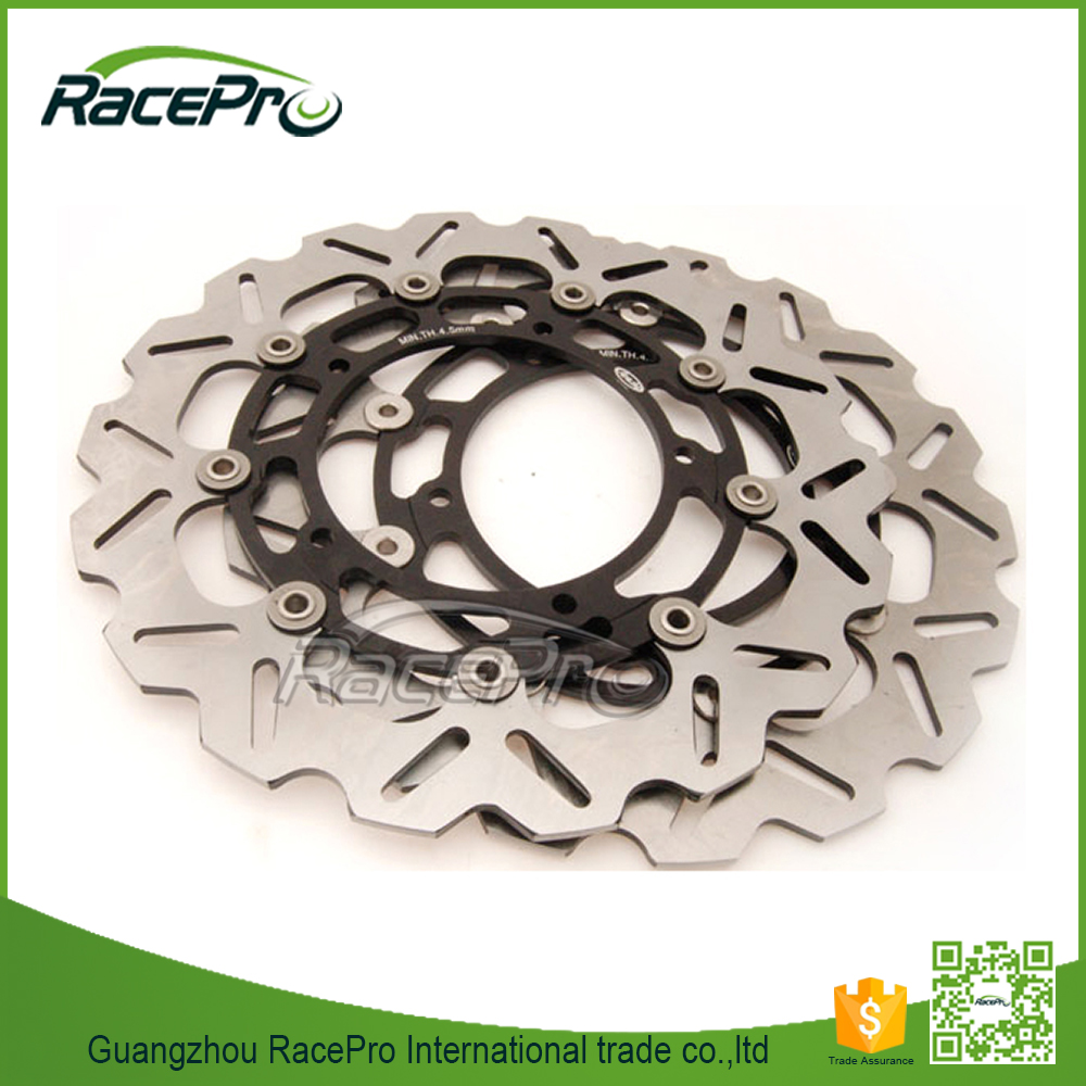 Motorcycle Front Brake Disc Rotors for Yamaha YZF R6 R1 Fazer 8 FZ8 XTZ Super Tenere 1200