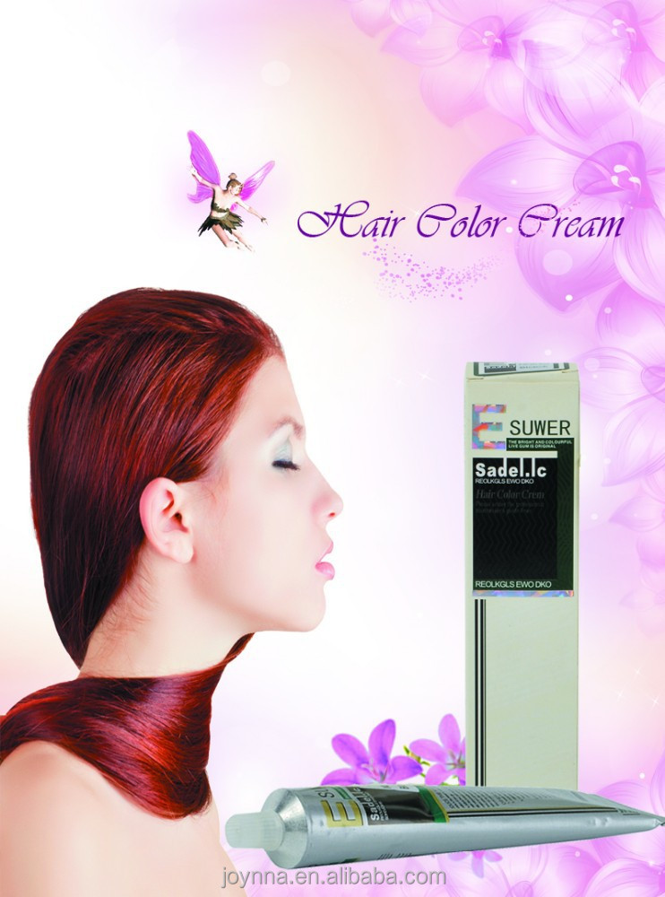 Well-received professional natural permanent hair dye buy direct fromChina manufacturer