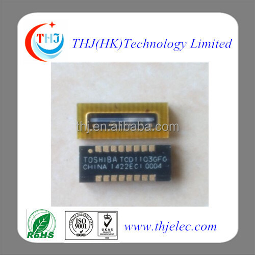 Electronic components TCD1103GFG