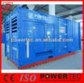 Emergency Power 20kva-2500kva Silent Diesel Genset with cummins engine
