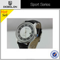 Luxury Wrist Watch Japan Miyota Popular All Stainless Steel Fashion Watch Genuine Leather Watches