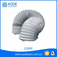 AC duct fabric