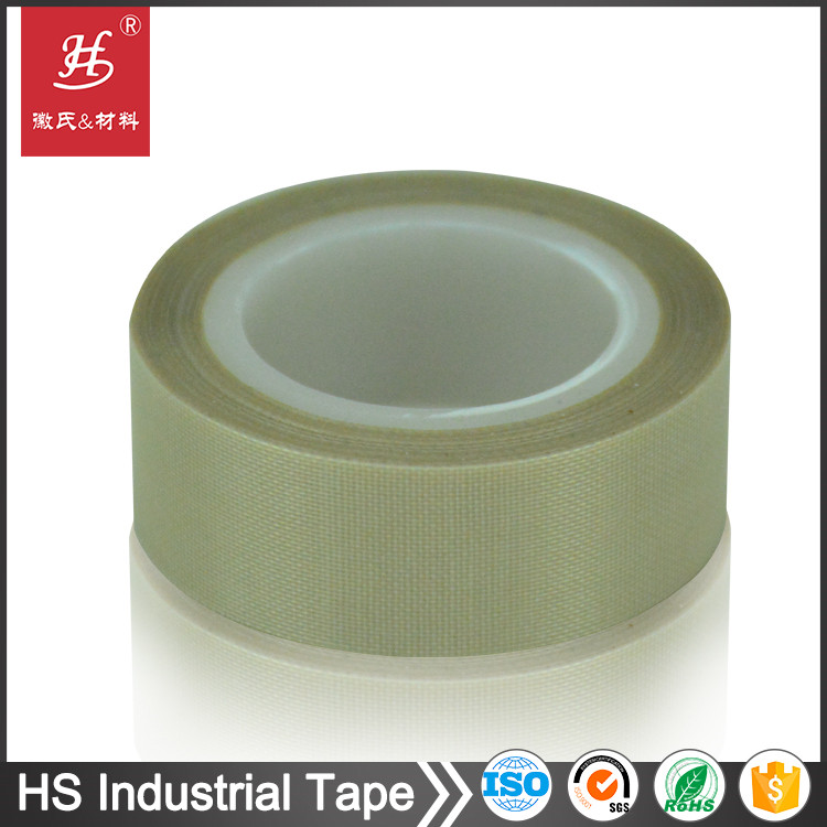 50mm*10 meters *0.13mm PTFE High Temperature Withstand Insulation Adhesive Tape