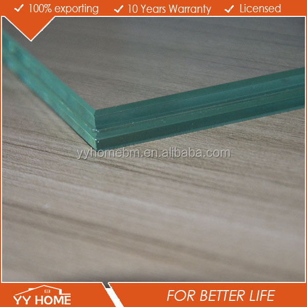 clear 4mm 6mm 8mm 10mm 12mm tempered glass price m2