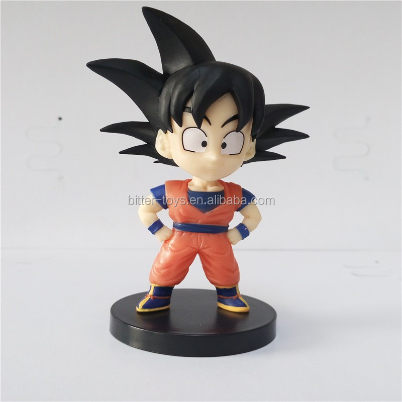 "MINI 8"" (4 styles) BETTER on dragon ball z anime action figures models boys"