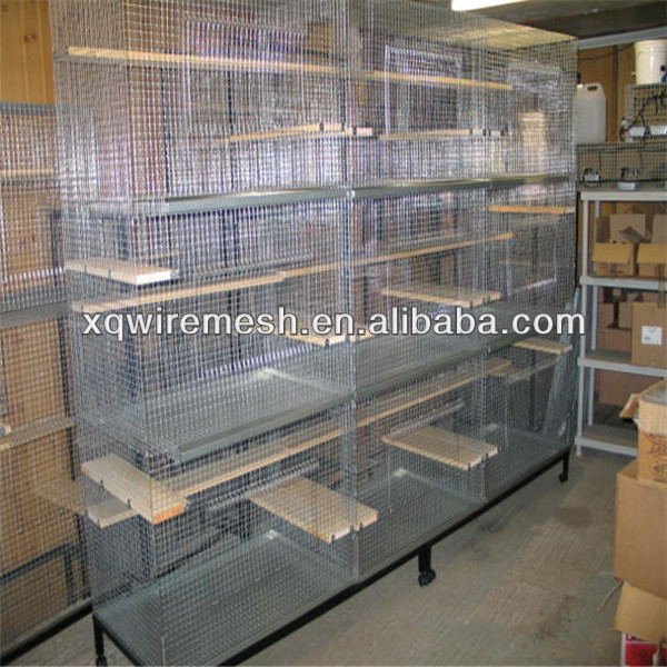 strong parrot chinchilla cage parrot breeding cage