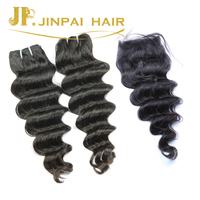 JP Top Grade 100% Peruvian Remy Hair Weave Free Sample Tape Hair Extension
