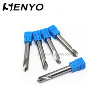 CNC Tools Tungsten Carbide Best Drill Bit For Stainless Steel Spotting Drills