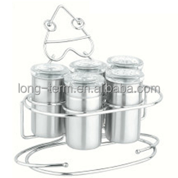 LTZ045 cute condiment set 4 in one
