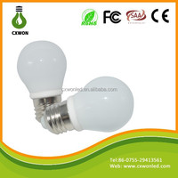 Unique design glass/PC cover bulb 360 Degree bulb lights led E27/E26/B22 3 way led light bulb with CE RohS