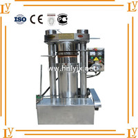 Best Factory price hydraulic flax seed cold oil press machine