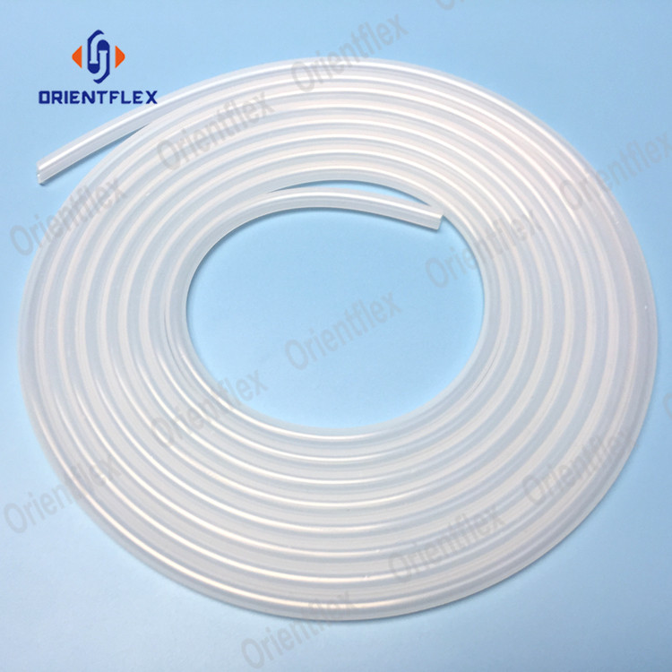 14mm 17mm flex colored food grade clear silicone hose distributor