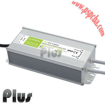 100W 0-10V dimming 1-10Vdimming DC dimmable waterproof IP67 led power supply