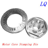 High Precision Motor Parts Silicon Steel