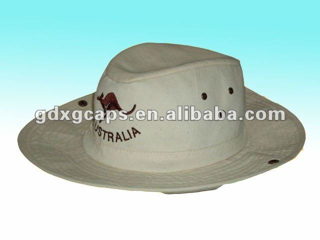 Cotton 10856 washed sun hat