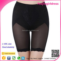 Wholesale black transparent big women sexy thigh and hips shaper