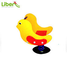 CE Certificate Kids Amusement Park Plastic Hot sale Animal Spring Rider Toys For Kid