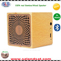 best promotional gift for bamboo speaker iphone 7 wood speaker BSW21