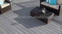 high density HDPE outdoor co-extrusion wpc decking with good quality and cheap price