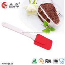 wholesale best plastic silicone spatula bakery and pastry tools