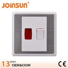 20A wall eelctrical switch,wall switch with indicator light