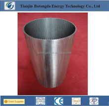 HOT!!! High density charge screen pipes
