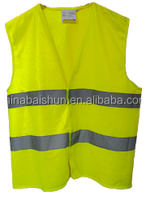 coverall safety equipment clother summer design reflective safety vest