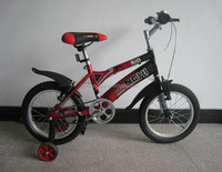 16 kids bicycle with aluminium rim and strong performance