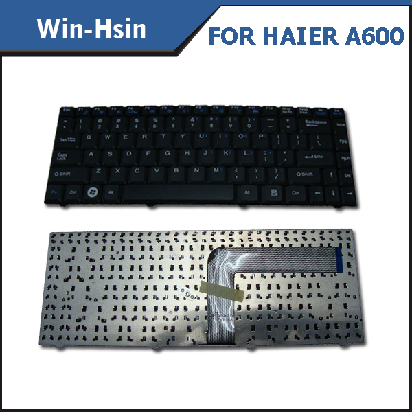 manufacturer sale cheap laptop keyboard for Haier A600