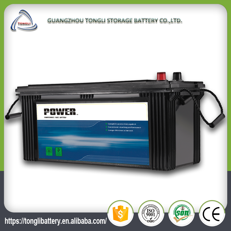 12V with high quality storage battery Maintenance free