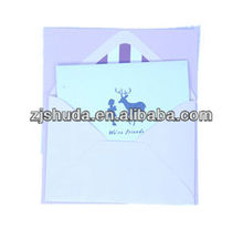 Color Custom Size and Design Envelope/Creative Envelope Designs