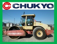 <SOLD!> Road Construction Equipment Used Roller Dynapac CA 362D