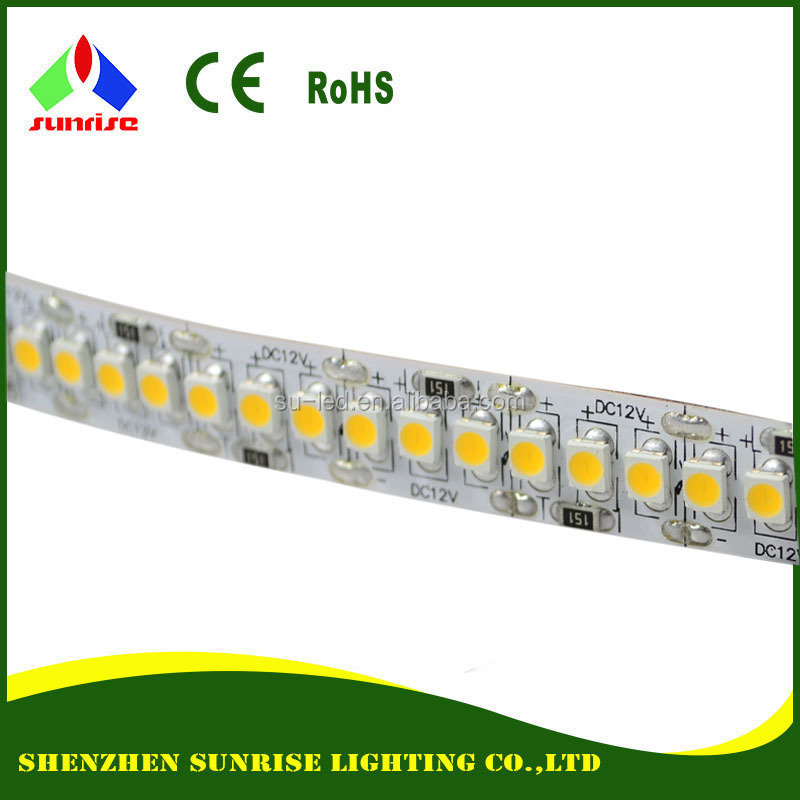 Bargin price: 1200lm/m 240leds/m 3528 flexible SMD LED strip 3528