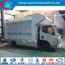 Sino brand factory direct sale 4X2 Recreational Truck, motor homes for sale