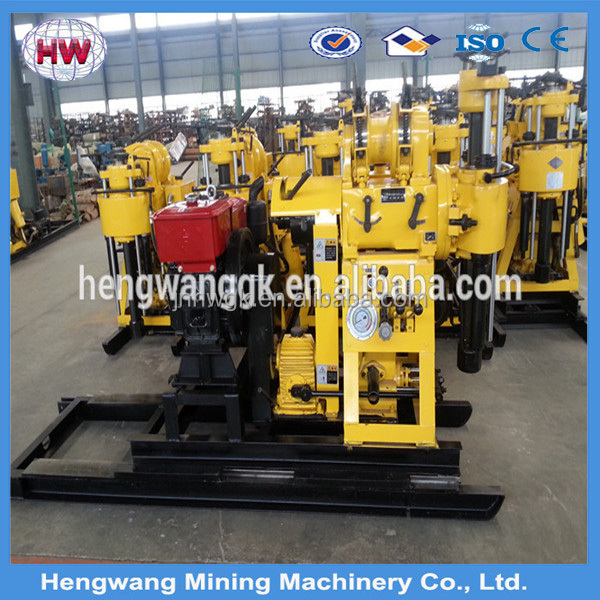 Crawler Drilling Rigs and Drilling Machine for Core Sample and Water Wells Drilling Rigs