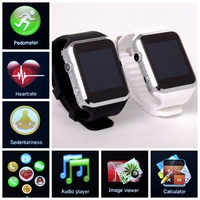 2016 hot selling1.54inch three colors screen bluetooth smart watch for ios android phone