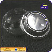 plastic food tray with cover