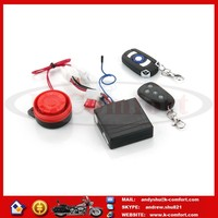 KCM490 Motorcycle Motorbike Anti-theft Safety Security Remote Vibration Sensor Alarm