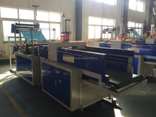 2016 jiamao offer plastic shopping bag making machine