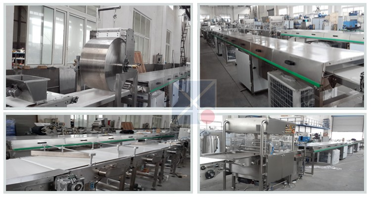 CM300 Granola/muesli/nuts bar Production line