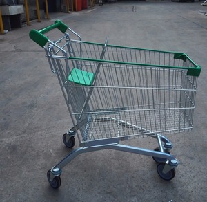 Caddie supermarket shopping Trolley