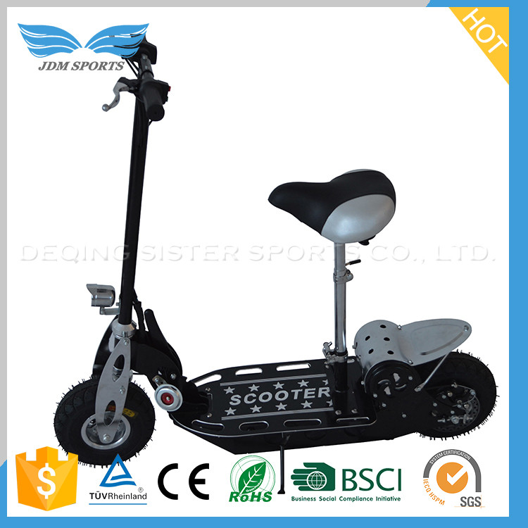 Classic City Design Electric Delivery Scooter