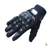 Motorcycle gloves, outdoor cycling racing gloves , half refers knight gloves
