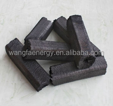 Arab shisha smoking bamboo sawdust charcoal with nice price per ton of charcoal