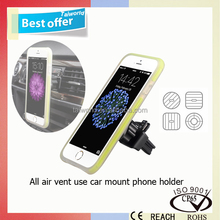 2016 New 360 Degree Rotation Extendable Phone Holder Universal Car Air Vent Mount Bracket Stand