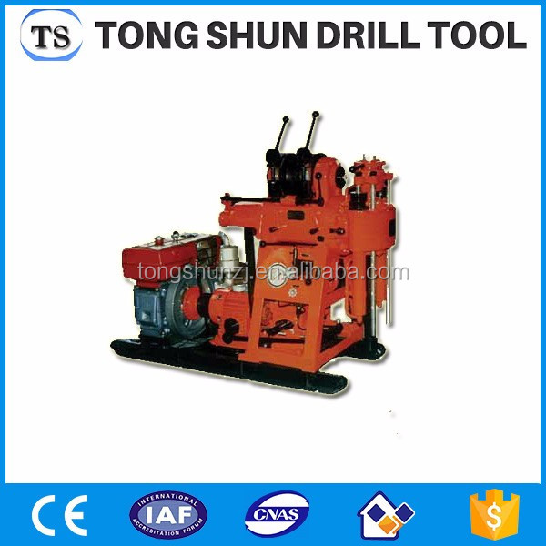 China Factory Price Small Water Well Drilling Machine Geological Rock Core Drilling Rig For Sale