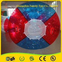 PVC/TPU bubble water roller/hamster bubble roller